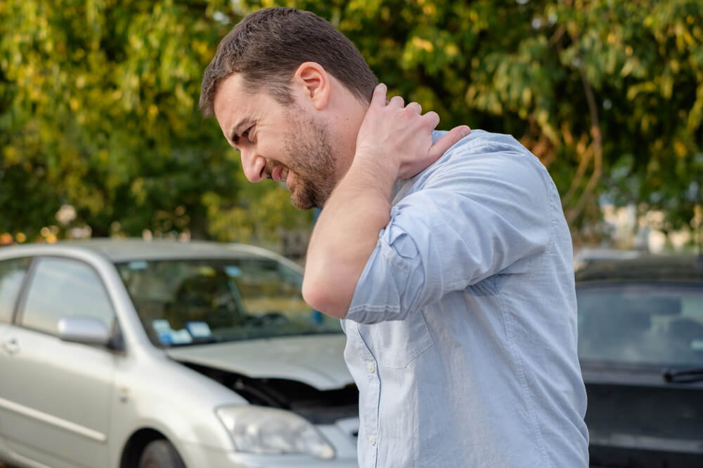 A chiropractor can relief pain after a car accident
